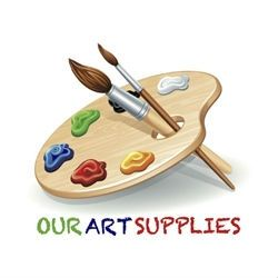 Our Art Supplies
