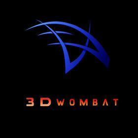 3Dwombat