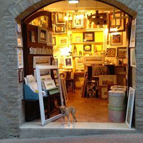 Pantani Arte San Gimignano Galleria D'Arte