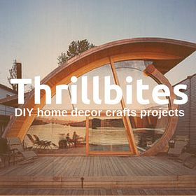 Thrillbites | DIY Crafts, Projects & Home Decor