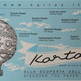 Kartos Toscana Carte Pregiate