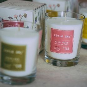 Field Day Irish Scented Candles