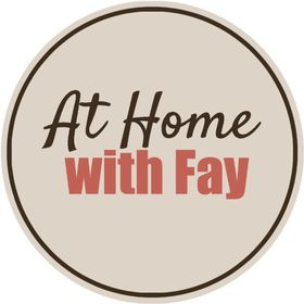 At Home With Fay