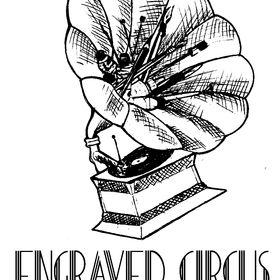 Engraved Circus tattoo parlour