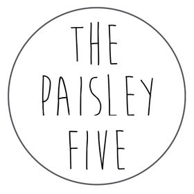 the paisley five & the paisley five vintage