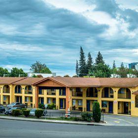 Americas Best Value Inn Old Town Sacramento