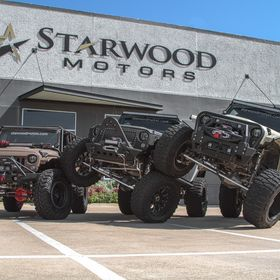 Starwood Motors Starwoodmotors On Pinterest