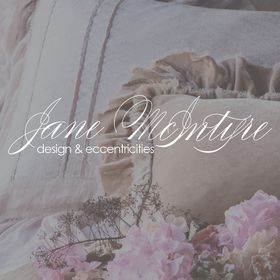 Jane McIntyre, design & eccentricities