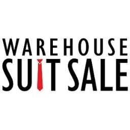 Warehouse Suit Sale
