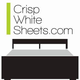 Crisp White Sheets