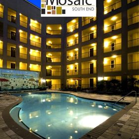 7 Mosaic South End Apartments Ideas South End Queen City Charlotte Skyline