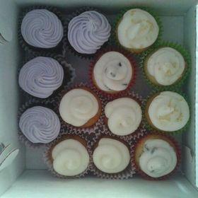 Kikkacake Cupcake
