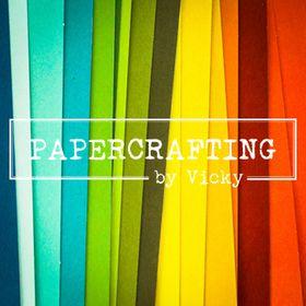 Papercrafting by Vicky