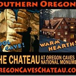 The Chateau of the Oregon Caves