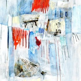 franco albino, La mia pittura