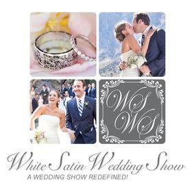White Satin Wedding Show