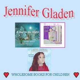 Author Jennifer Gladen