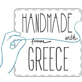 Handmade with Love from Greece  - ceramic art, Silver Jewelry, ceramic wall art, Greek silver rings,