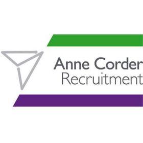 Anne Corder Recruitment, Peterborough