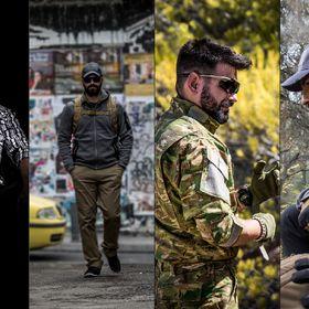Roussos Στρατιωτικά