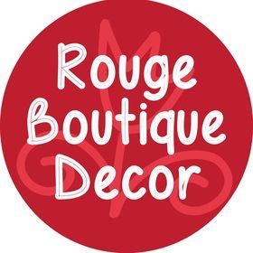Rouge Boutique Decor