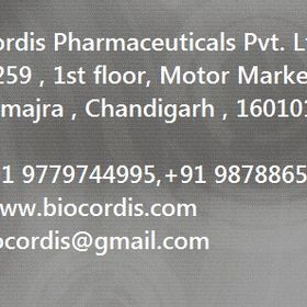 Top PCD Pharma Companies in Chandigarh and India Biocordis Pharmaceuticals