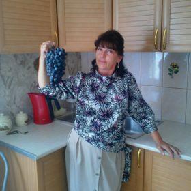 Нина Желамская