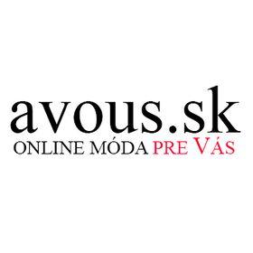 avous.sk ONLINE MÓDA