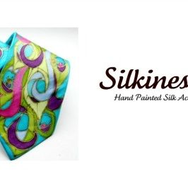 Ritzy Silk and Silkiness