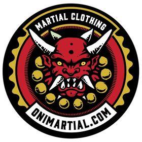 Oni Martial Clothing