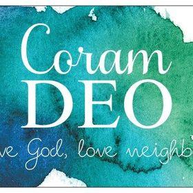 Coram Deo Designs Coramdeodesigns On Pinterest