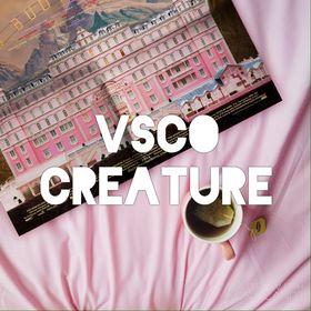 VSCO CREATURE