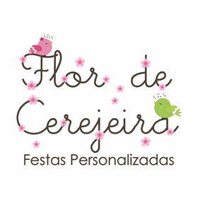 Flor de Cerejeira Festas Personalizadas