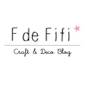 F de Fifi - Crafty y Deco blog