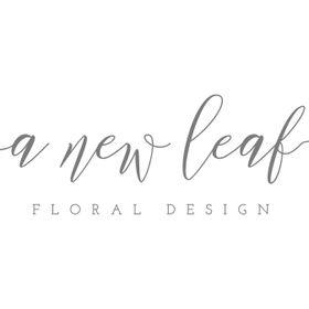 a new leaf floral design
