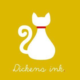 Dickens ink.