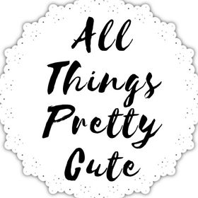 All Things Pretty Cute | Affordable, pretty and cute commercial use clipart