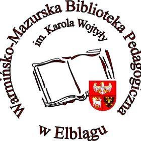 Warmińsko-Mazurska Biblioteka Pedagogiczna
