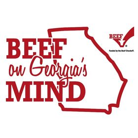 Beef On Georgia's Mind