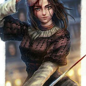 Nymeria Black