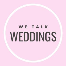 We Talk Weddings