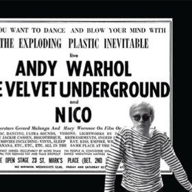 Andy Warhol's Exploding Plastic Inevitable