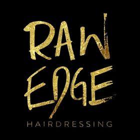 Raw Edge Hairdressing