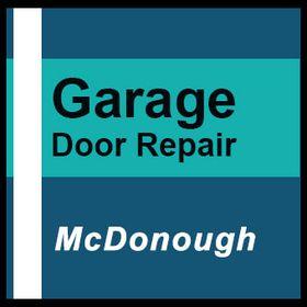 Garage Door Repair Mcdonough