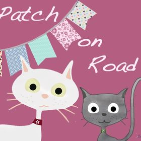 Patch on Road .