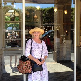Ms. Gilmore's Vintage Suitcase and Tea Room