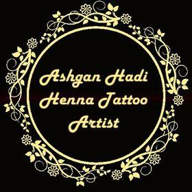 Ashgan Hadi Henna Tattoo Artist