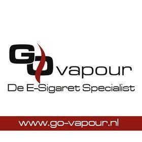 """Go Vapour """" De E-Sigaret Specialist"""""""