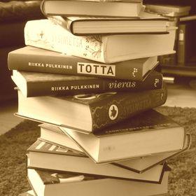 Paljon melua kirjoista