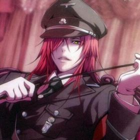 Grell Love
